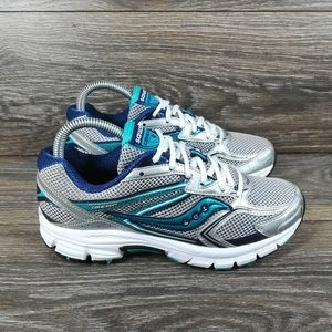 Saucony Cohesion 9 Running Shoes Women's Size 8